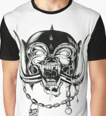 motohead - the legend heavy metal Graphic T-Shirt