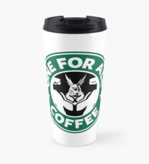 One For All Coffee (All Might) Travel Mug