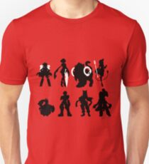 Xenoblade 2 Party - Blades and Drivers Unisex T-Shirt