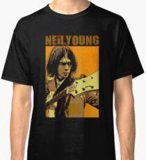 Neil young design Classic T-Shirt