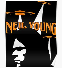 good neil young Poster