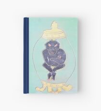 The Devil in a urn Hardcover Journal