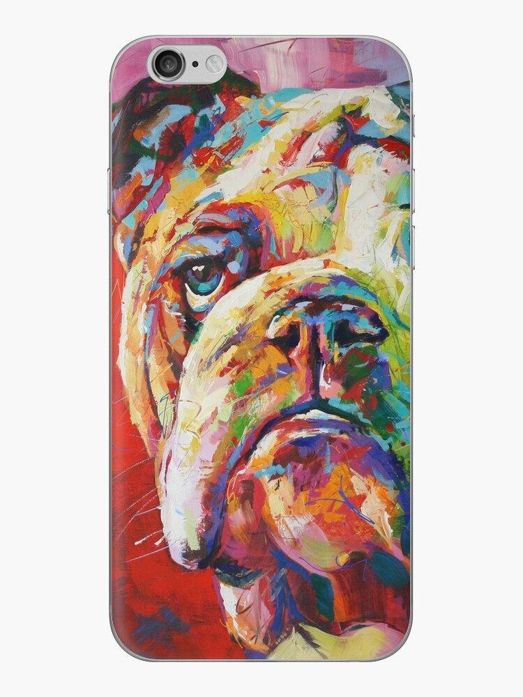 English Bulldog by Jos Coufreur