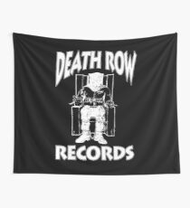 Death Row Records Tee T-Shirt / Long Sleeve / Hoodie Wall Tapestry