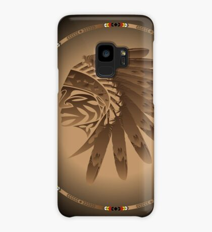 Honor and Strength Case/Skin for Samsung Galaxy