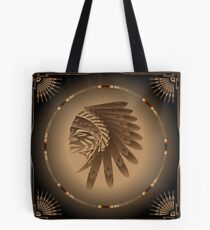 Honor and Strength Tote Bag