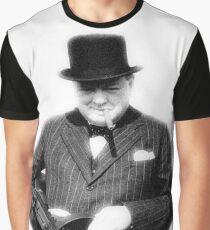 Churchill. Graphic T-Shirt