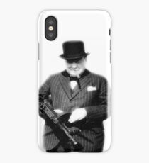 Churchill. iPhone Case/Skin