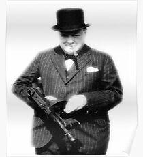 Churchill. Poster
