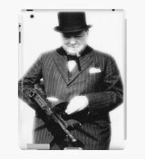Churchill. iPad Case/Skin