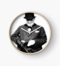 Churchill. Clock