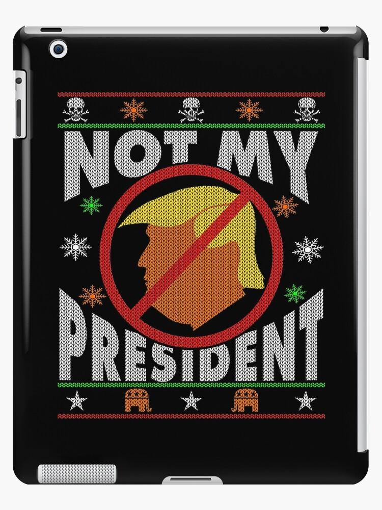 Trump Ugly Christmas Tee by EthosWear