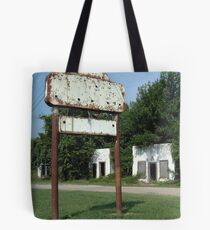 The Avon Motel on Historic Route 66 Tote Bag