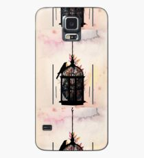 Caged headache Case/Skin for Samsung Galaxy