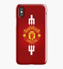 Manchester united phone case iPhone Case/Skin