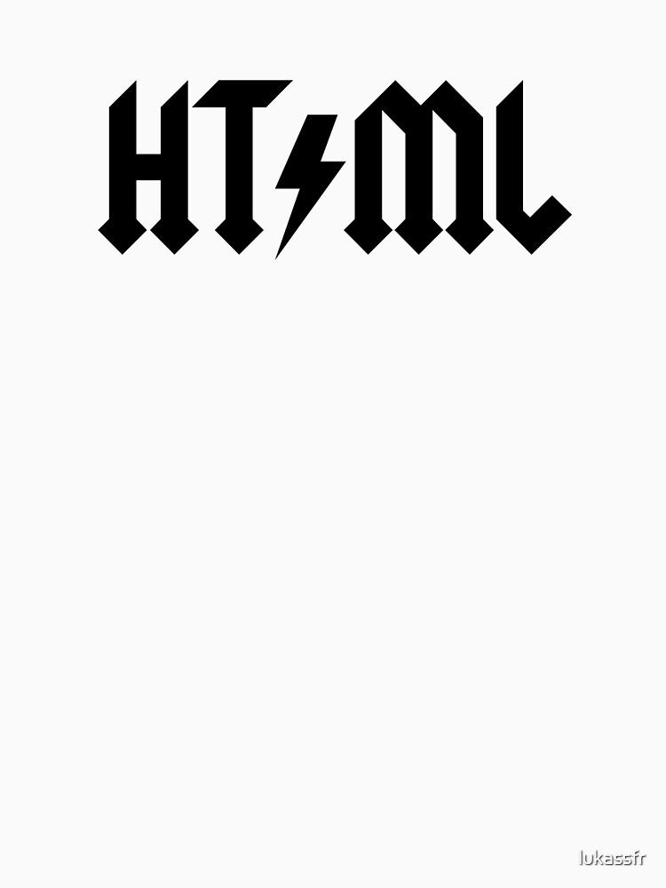 HTML by lukassfr