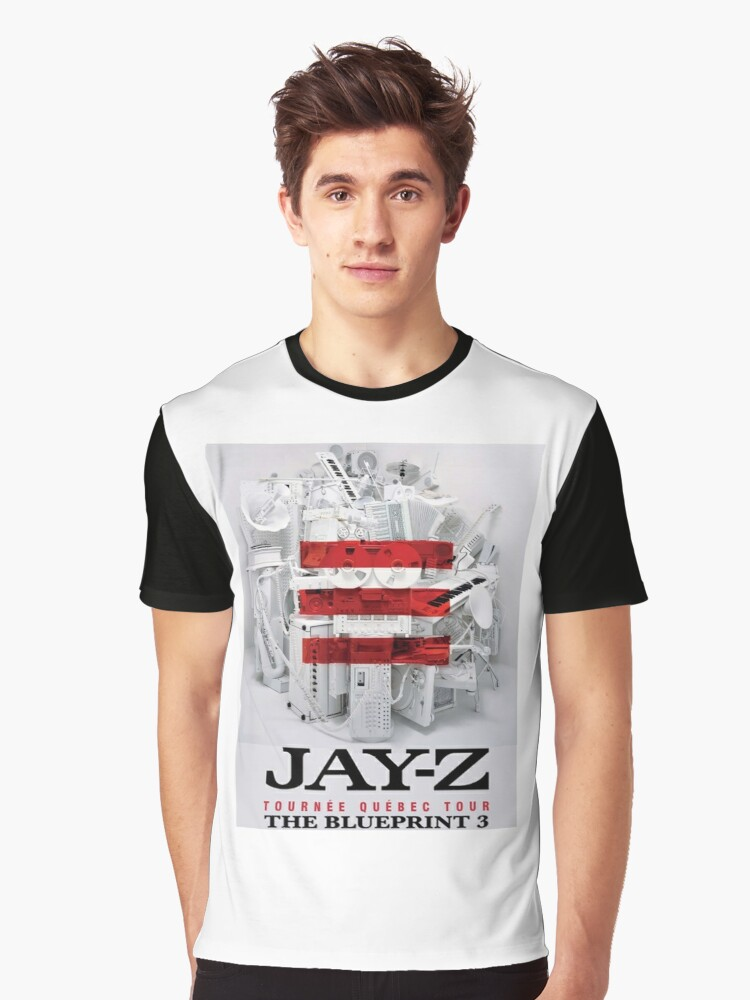 Jay z the blueprint 3 tour 2017 2018 unisex t shirt by jay z the blueprint 3 tour 2017 2018 graphic t shirt malvernweather Choice Image