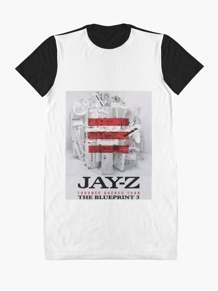Jay z the blueprint 3 tour 2017 2018 graphic t shirt dress by product preview malvernweather Choice Image