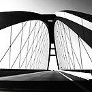 Fehmarnsundbrücke by Falko Follert