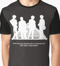 ...like the ones  I had when I was twelve. Graphic T-Shirt