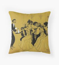 Create Art History Throw Pillow