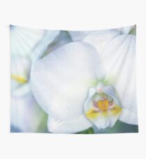 ORCHIDS Wall Tapestry