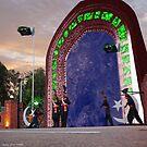 Wagah Stargate by Kenny Irwin
