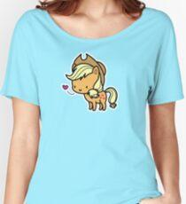 Applejack chibi Women's Relaxed Fit T-Shirt