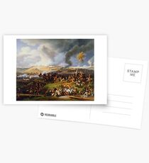 Battle of Moscow, 7th September , 1822 by Louis Lejeune Postcards