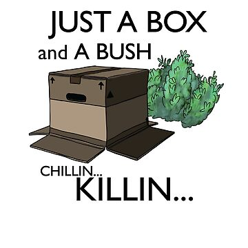 Just a box and a bush.. by em-s