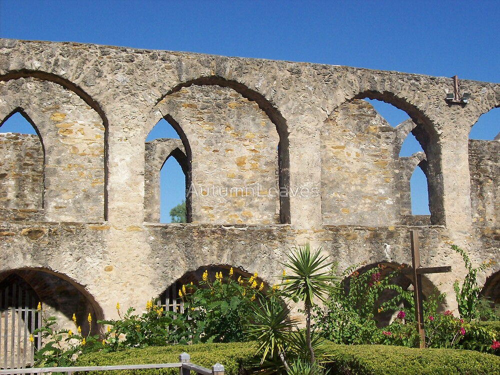 Mission San Jose' by AutumnLeaves
