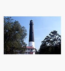 Pensacola Lighthouse Photographic Print