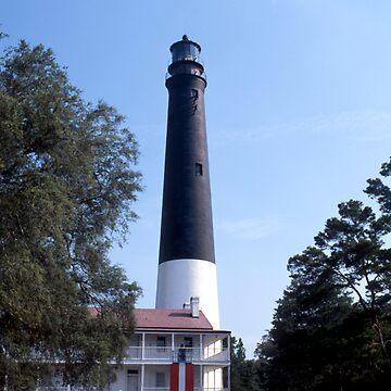 Pensacola Lighthouse by roim