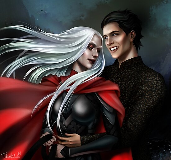 Manon and Dorian by NakaharA