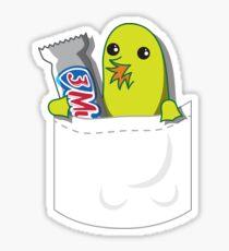 Stranger Things - Hungry Pocket Dart Sticker