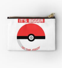 Pokemon - It's bigger on the inside.. Studio Pouch