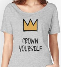 Crown Yourself Women's Relaxed Fit T-Shirt