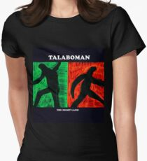 Talaboman Tailliertes T-Shirt für Frauen
