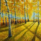 Autumn light by Veikko  Suikkanen