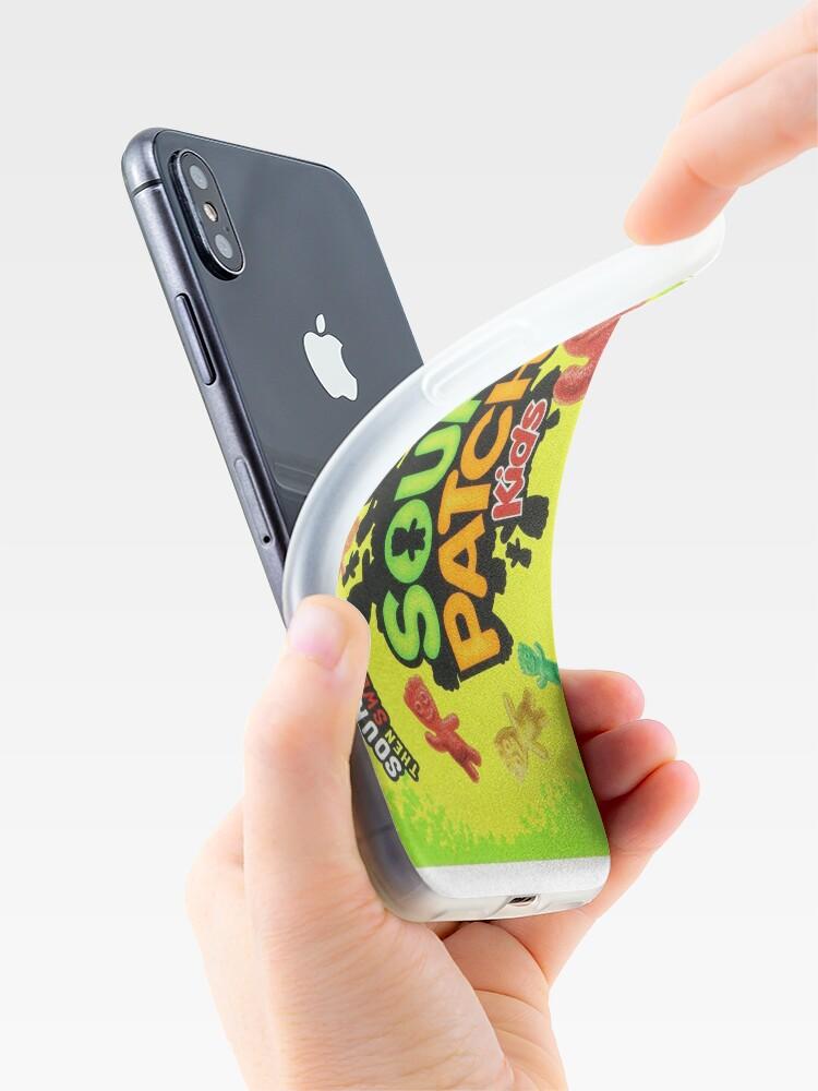 Alternative Ansicht von Sour Patch Kids Süßigkeiten Paket vorne iPhone-Hülle & Cover