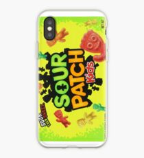 Sour Patch Kids candy package front iPhone Case