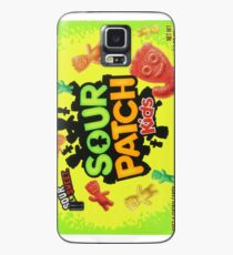 Sour Patch Kids candy package front Case/Skin for Samsung Galaxy