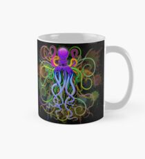Octopus Psychedelic Luminescence Mug