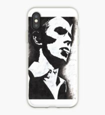 Bowie V iPhone Case