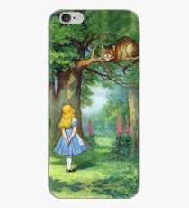 Chesire Katze iPhone-Hülle & Cover