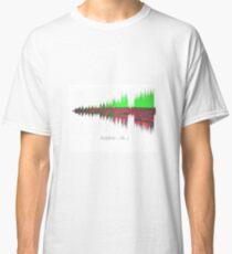 Adeline Alt-J Waveform Art Classic T-Shirt