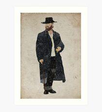 Alfie Solomons (Tom Hardy) Peaky Blinders Art Print