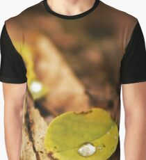 Wet autumn Graphic T-Shirt