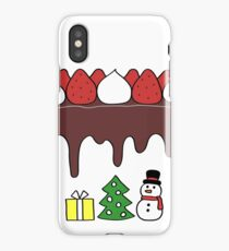Happy Yummy Holidays! Other taste iPhone Case