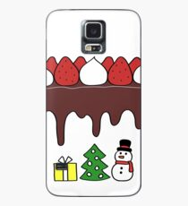 Happy Yummy Holidays! Other taste Case/Skin for Samsung Galaxy